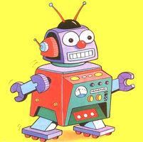 Muppet babies weekly uk 14 jan 31 1987 robot
