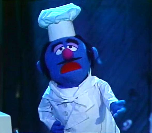 Bernie the Baker