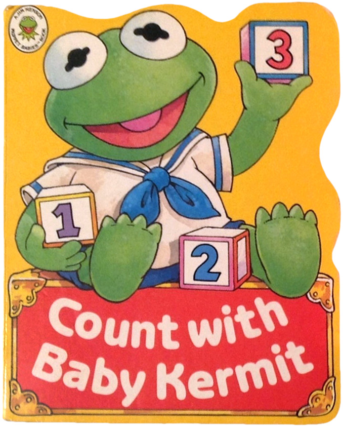Count with Baby Kermit
