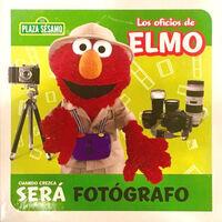 Los oficios de Elmo - Fotografo