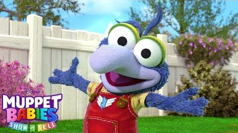 Gonzo Show and Tell
