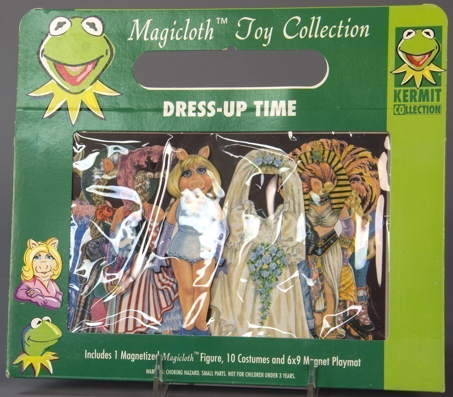 Muppet Dress-Up Time toys