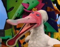 Julius the Spoonbill