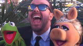 Ricky ervais muppet