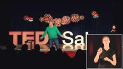 TED Michael Davis How Sesame Street has changed the world