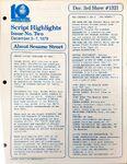 CTW Archives UMD Script Highlights Season 11-12 1321