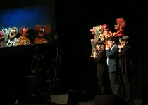 Puppets for Puppetry 2016 Fraggles