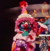 Whatnot clown View-Master