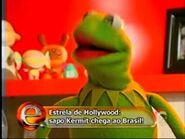 Eliana entrevista Caco dos Muppets
