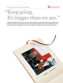 2005 Sesame Workshop Annual Report