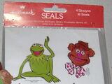 Muppet stickers (Hallmark)