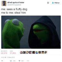 Evil Kermit - 1