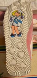 Keds 1982 miss piggy running shoes sneakers 3