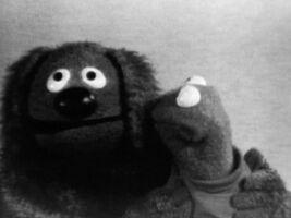 Kiss Rowlf Kermit 1968