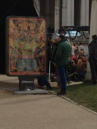 Muppet tour