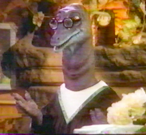 Dinosaur Minister