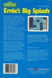 Hi tech 1987 ernie's big splash 2