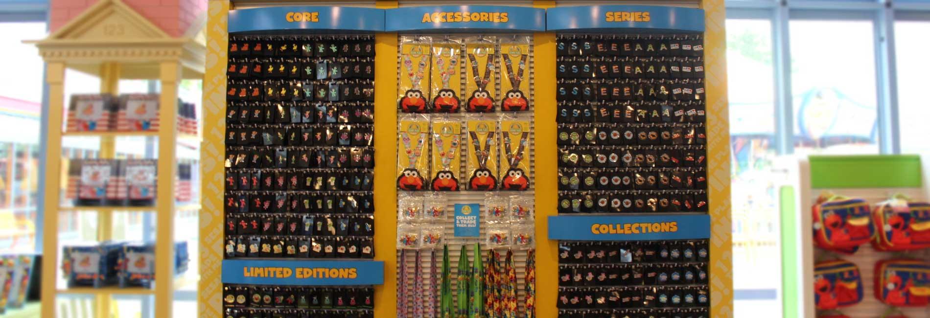 Sesame Place Pin Trading