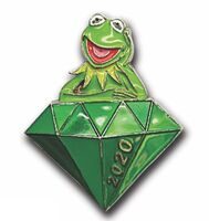 20 years of disney pins event kermit pin