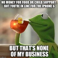 But That's None Of My Business - 1