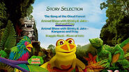 Jim Hensons The Song of the Cloud Forest and Other Earth Stories - DVD menu.2