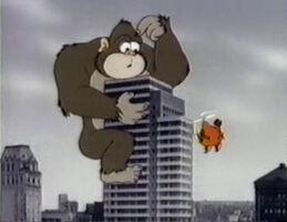 King Kong - Daily Muppet