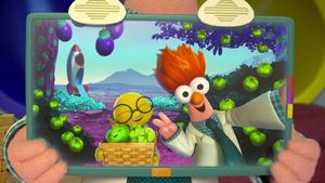 MuppetBabies-(2018)-S02E17-SummersBigKerfloofle-PlanetFloofadelphia-Selfie
