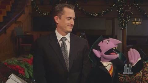 Outtakes from the Count's Christmas Concert Countdown