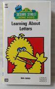 Learningaboutletters Japan VHS