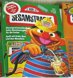 Sesamstrasse magazine nr 7