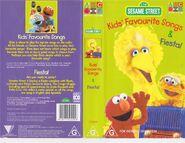 Kids' Favorite Songs and Fiesta! 2000 Australian VHS