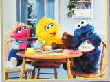 Sesame Street Babies puzzles (Milton Bradley)