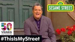 Sesame Street Memory Issac Mizrahi ThisIsMyStreet