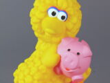 Sesame Street piggy banks (Applause)