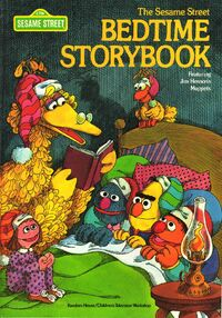 The Sesame Street Bedtime Storybook