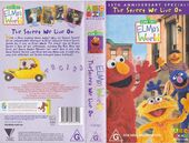 Elmo's World The Street We Live On 2005 Australian VHS