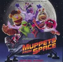 Muppets from space score