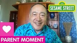 Sesame Street Things to be Thankful For Parent PSA