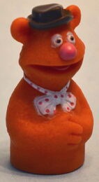 Palitoy finger puppets fozzie