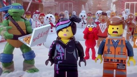 2015 Target Holiday Commercial w Elmo