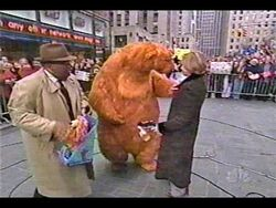 Bear Cha Cha Valentine