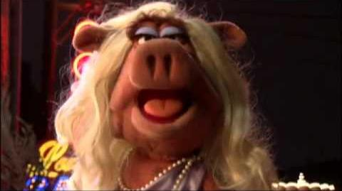 """Disney's """"The Muppets"""" - Miss Poogy Interview"""