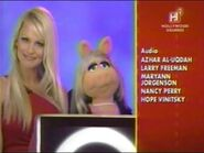Hollywood Squares 2003 Miss Piggy and Pamela Anderson