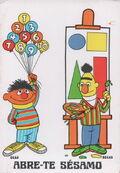 Abrete sesamo portugal postcard