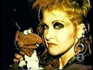 Cyndi Lauper and Rizzo 03