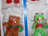 Muppet Babies holiday plush (McDonald's)