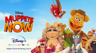 Muppets Now poster cast wide 02