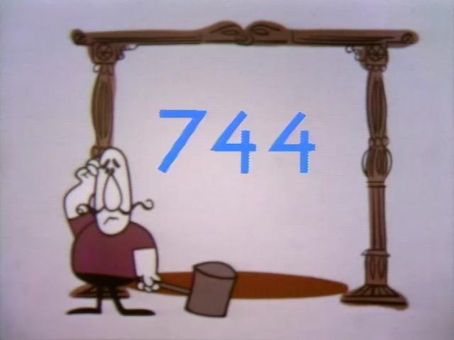 Episode 0744