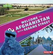 Welcome to Afghanistan with Sesame Street