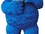 Sesame Street figures (Medicom)